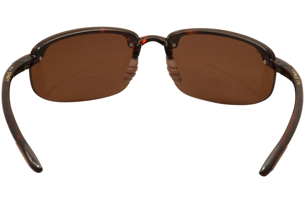 efc7ec7a8f19a2 Maui Jim Men s Readers Ho okipa MJ 807N 807 N Polarized Bifocal Sunglasses  by Maui Jim