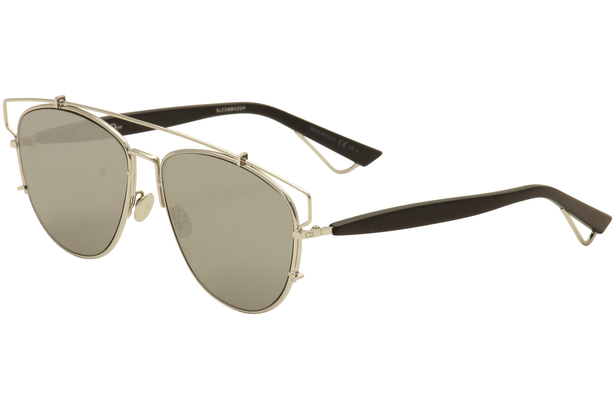 074d7cd76aaa Christian Dior Women's Technologic Pilot Fashion Sunglasses by Chrisitan  Dior. Touch to zoom