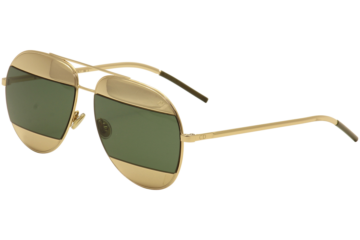 caf74a04290 ... UPC 827886494118 product image for Christian Dior Women s Split 1 S  Fashion Aviator Sunglasses