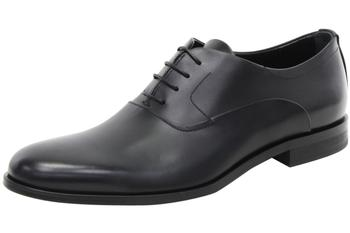 Hugo Boss Men's Sigma Lace Up Leather Oxfords Shoes  UPC: