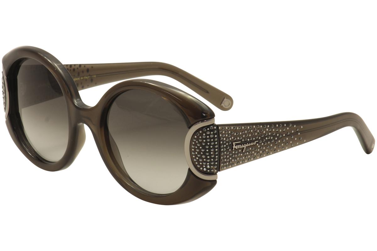 373c411320a Salvatore Ferragamo Signature Collection Women s SF 811SR 811 SR Sunglasses