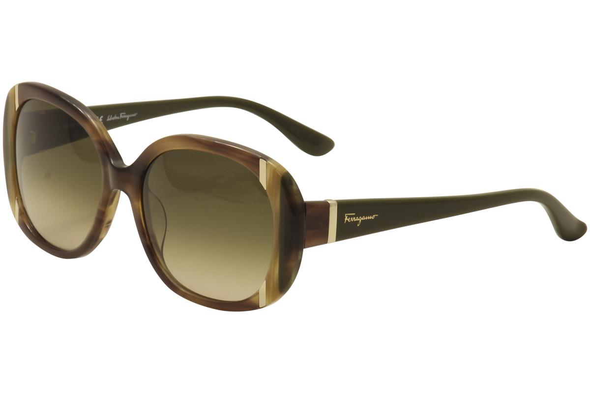 7645824110f Salvatore Ferragamo Women s SF 674S 674 S Fashion Sunglasses