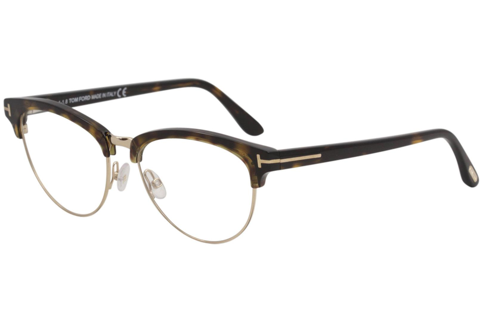 7980adbec6e3 Tom Ford Women s Eyeglasses TF5471 TF 5471 Full Rim Optical Frame