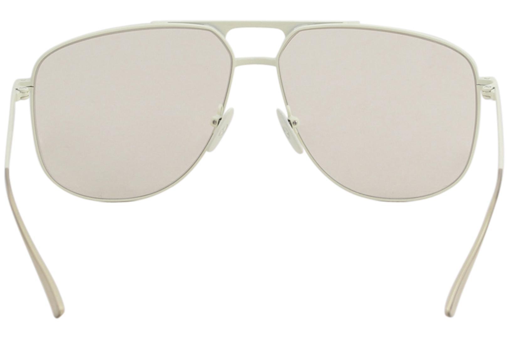 233449ec835 Gucci Men s GG0336S GG 0336 S Fashion Pilot Sunglasses by Gucci