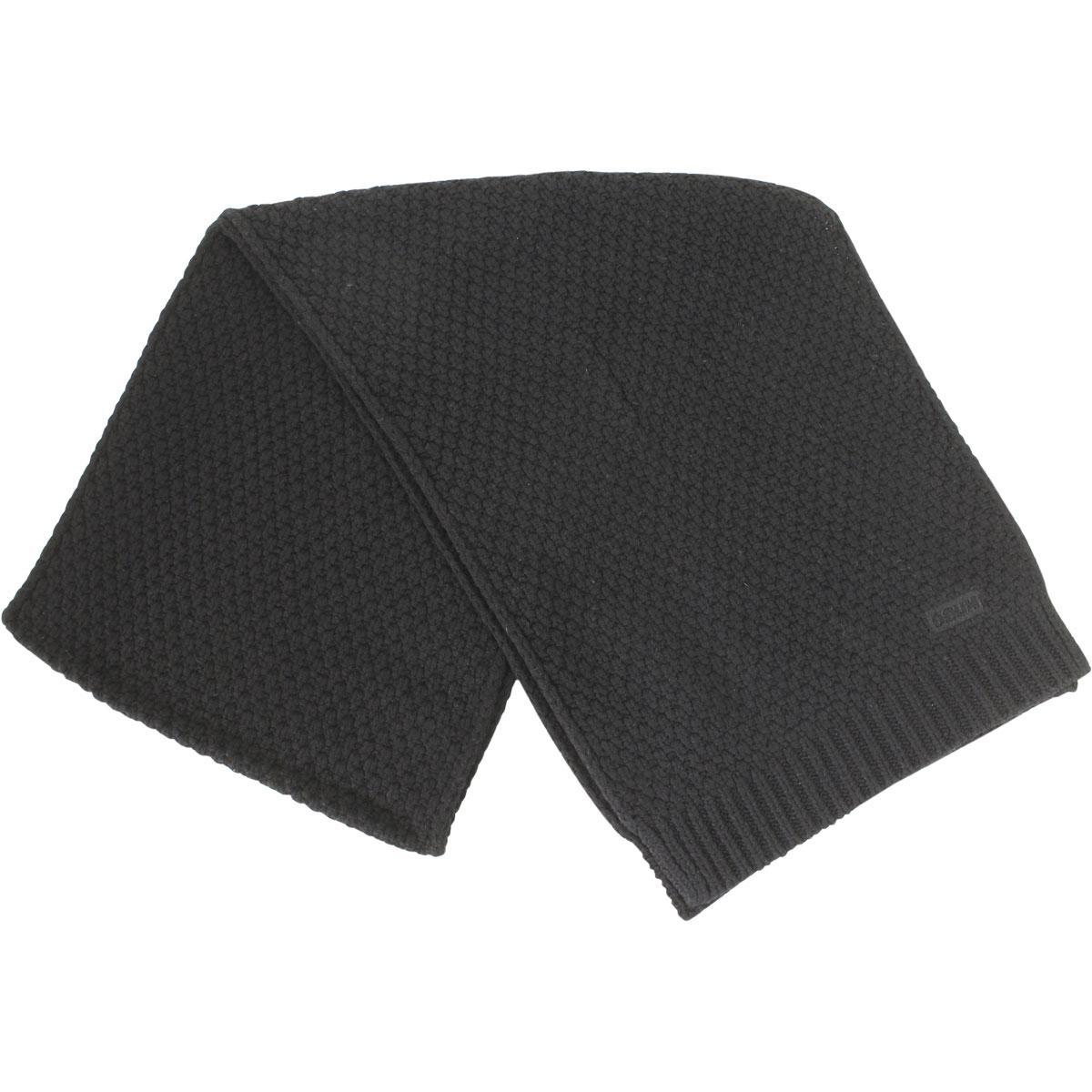 Hugo Boss Men's Zaff Wool Jacquard Scarf