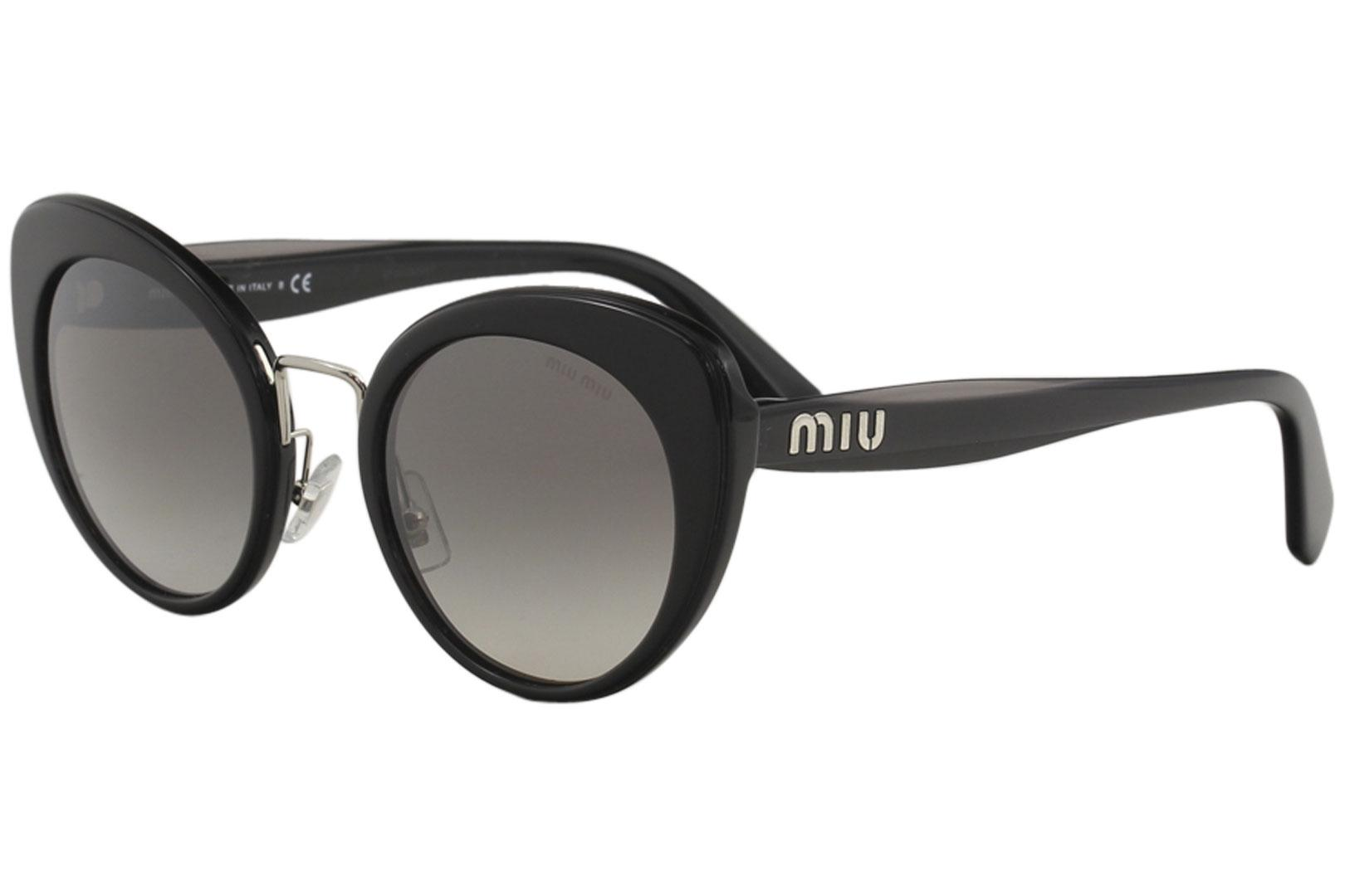 0402802ba916 Miu Miu Women s SMU06T SMU 06T Fashion Cat Eye Sunglasses