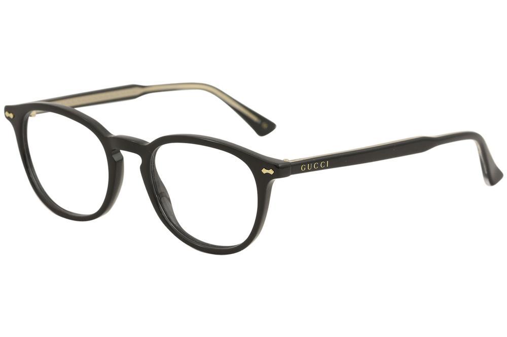 509d74ecb8 Gucci Men s Eyeglasses GG0187O GG 0187 O Full Rim Optical Frame