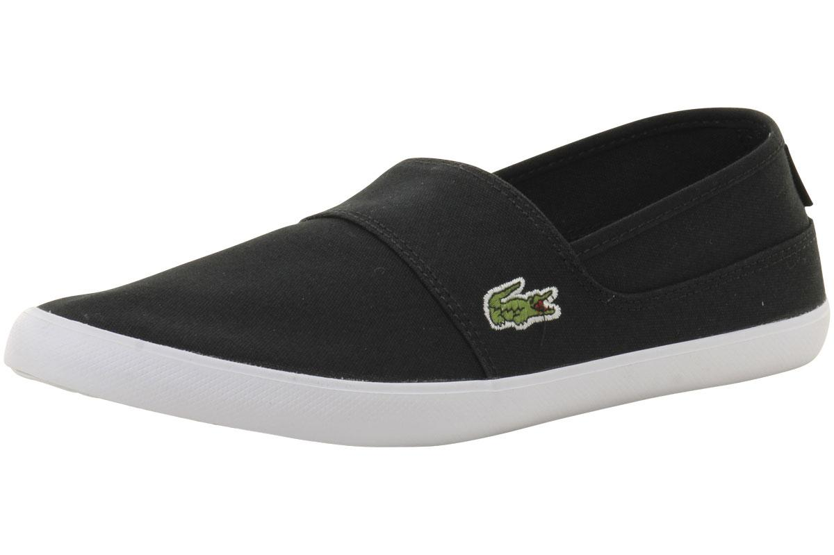 75d61dd1182d Lacoste Men s Marice Canvas Slip-On Loafers Shoes by Lacoste. Touch to zoom