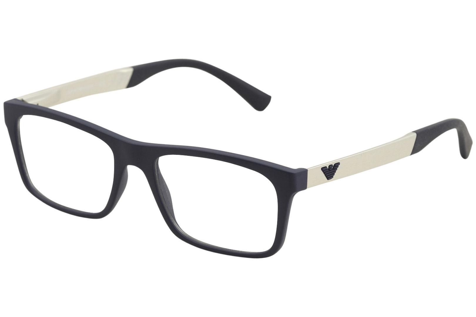 edcb2188c47 Emporio Armani Men s Eyeglasses EA3101 EA 3101 Full Rim Optical Frame