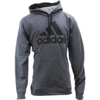 Adidas Men's Pullover Core Logo Fleece Hoodie Sweater  UPC: