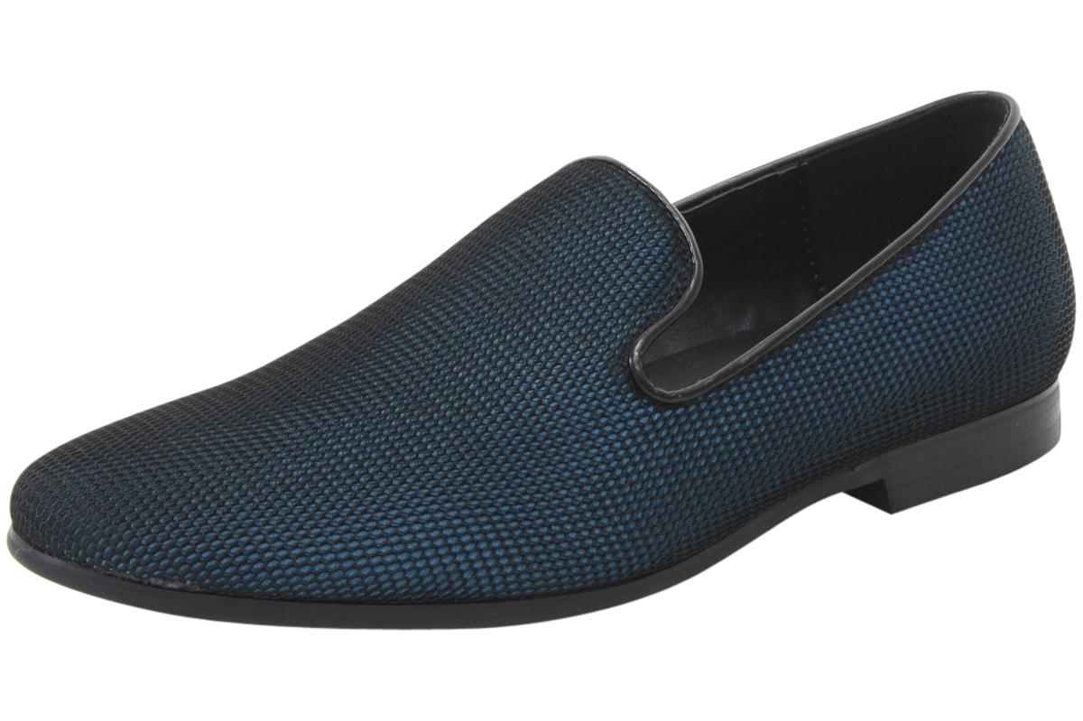 5f695e7e8d24 Giorgio Brutini Men s Collier Smoking Slipper Dressy Loafers Shoes