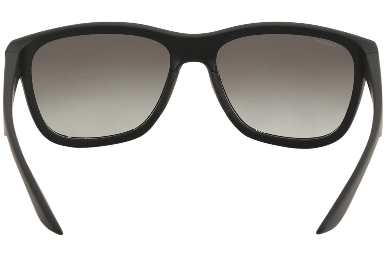 35dd13557e94 Prada Men s Linea Rossa SPS03Q SPS 03Q Fashion Square Sunglasses by Prada.  12345