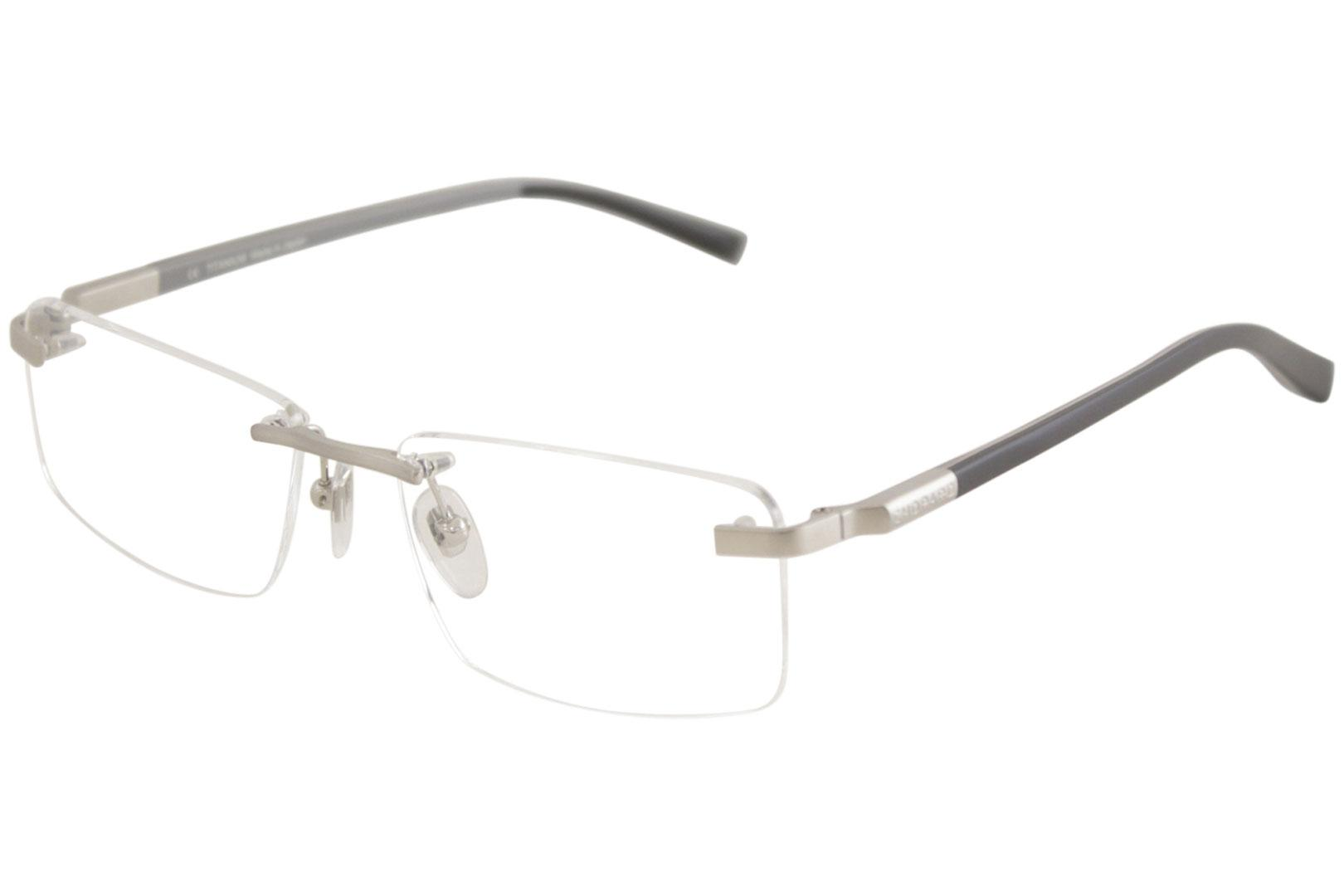 8c4c43cd7f Chopard Women s Eyeglasses VCHA08 VCHA 08 Rimless Optical Frame