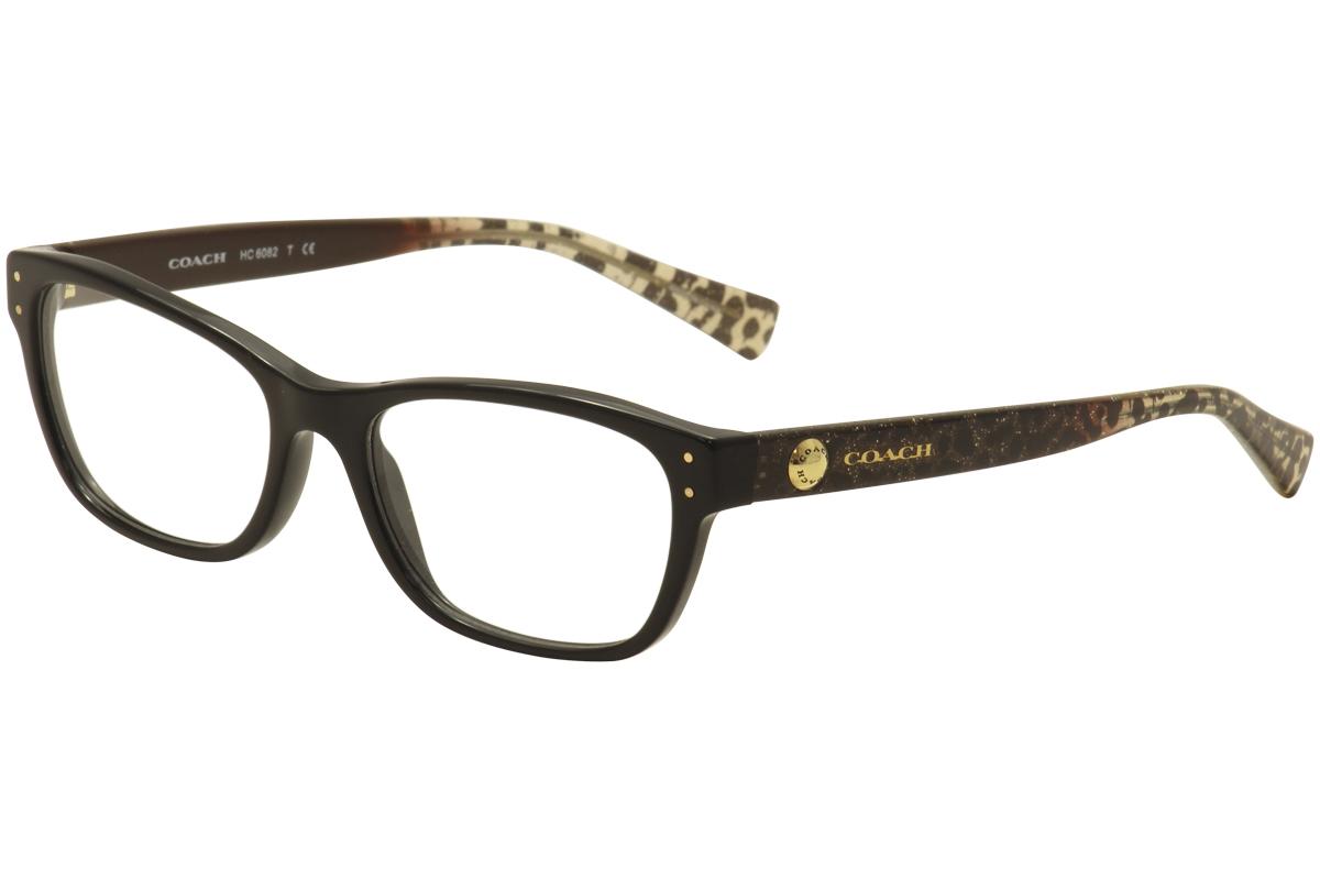 Coach Women S Eyeglasses Hc6082 Hc 6082 Full Rim Optical Frame