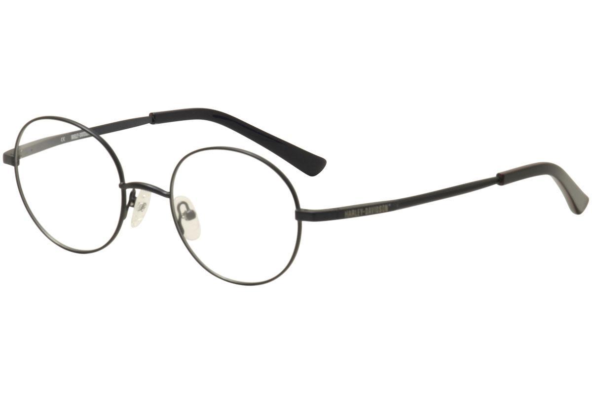 Harley-Davidson Men\'s Eyeglasses HD713 HD/713 Full Rim Optical Frame
