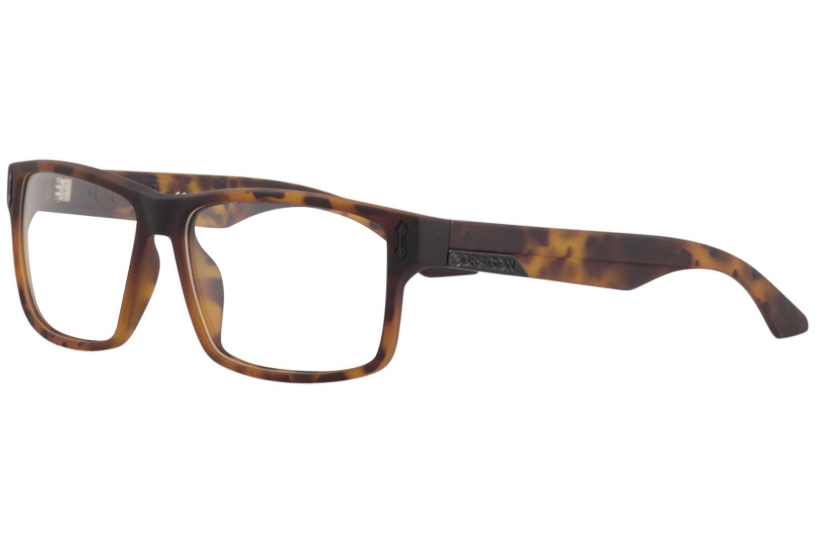 3a7fe2c9e38 Dragon Count Eyeglasses DR126 DR 126 Full Rim Optical Frame