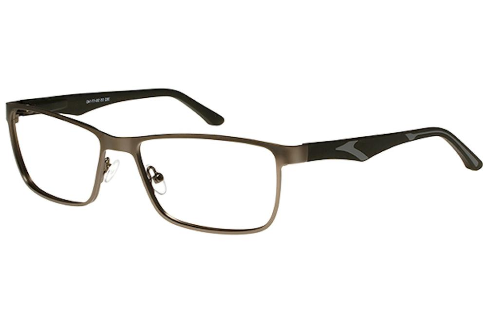 6605227490 Bocci Men s Eyeglasses 382 Full Rim Optical Frame