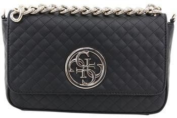 Guess Women's G Lux Quilted Flap-Over Crossbody Handbag  UPC: