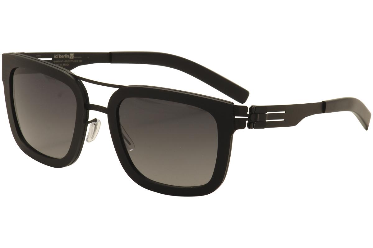 cd2d70673 IC! Berlin Men's Lisanne B. Square Sunglasses