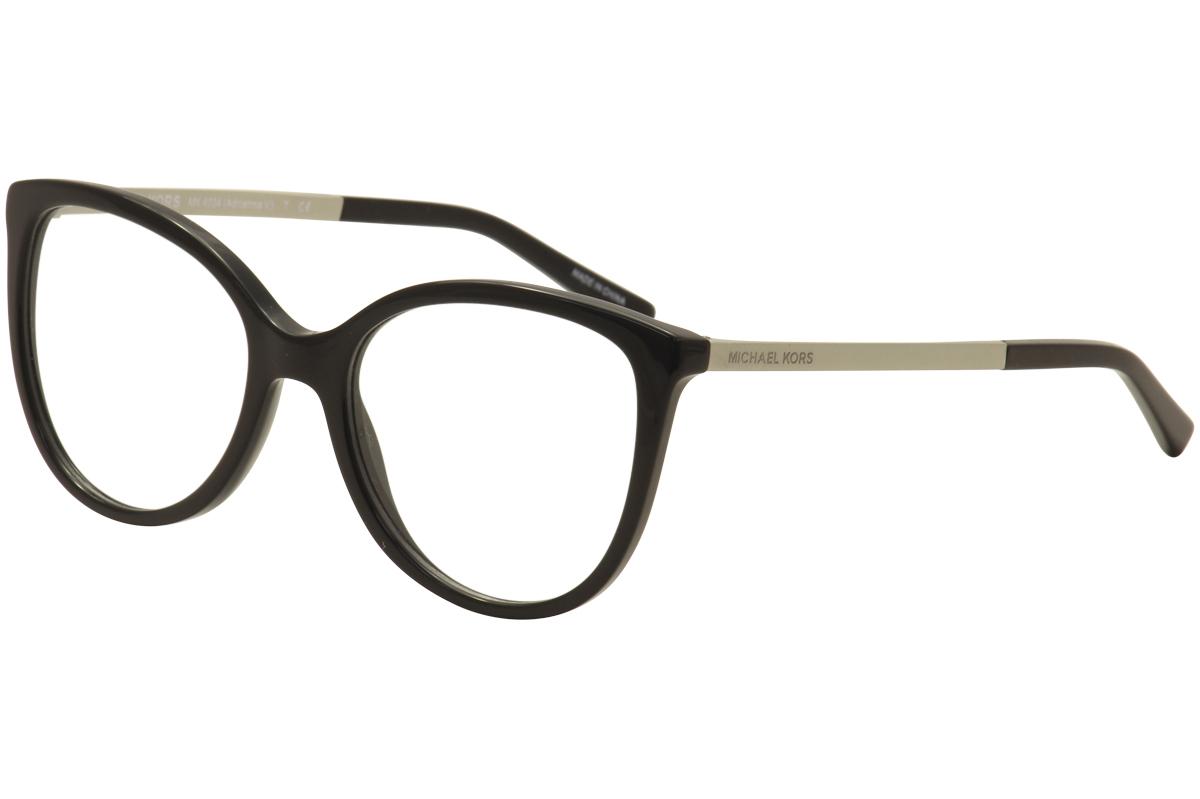 328a91de4c7 Michael Kors Women s Eyeglasses Adrianna V MK4034 MK 4034 Full Rim ...
