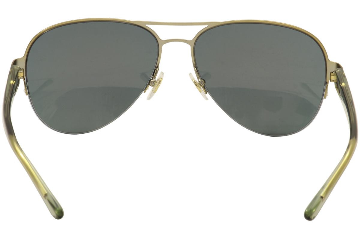 a4393b455e Tory Burch Women s TY6048 TY 6048 Fashion Pilot Sunglasses by Tory Burch.  12345