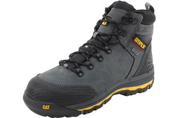 Caterpillar Men's Munising 6 In WP CT Waterproof Composite Toe Work Boots Shoes  UPC: