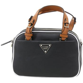 Guess Women's Clare Small Box Satchel Handbag UPC: