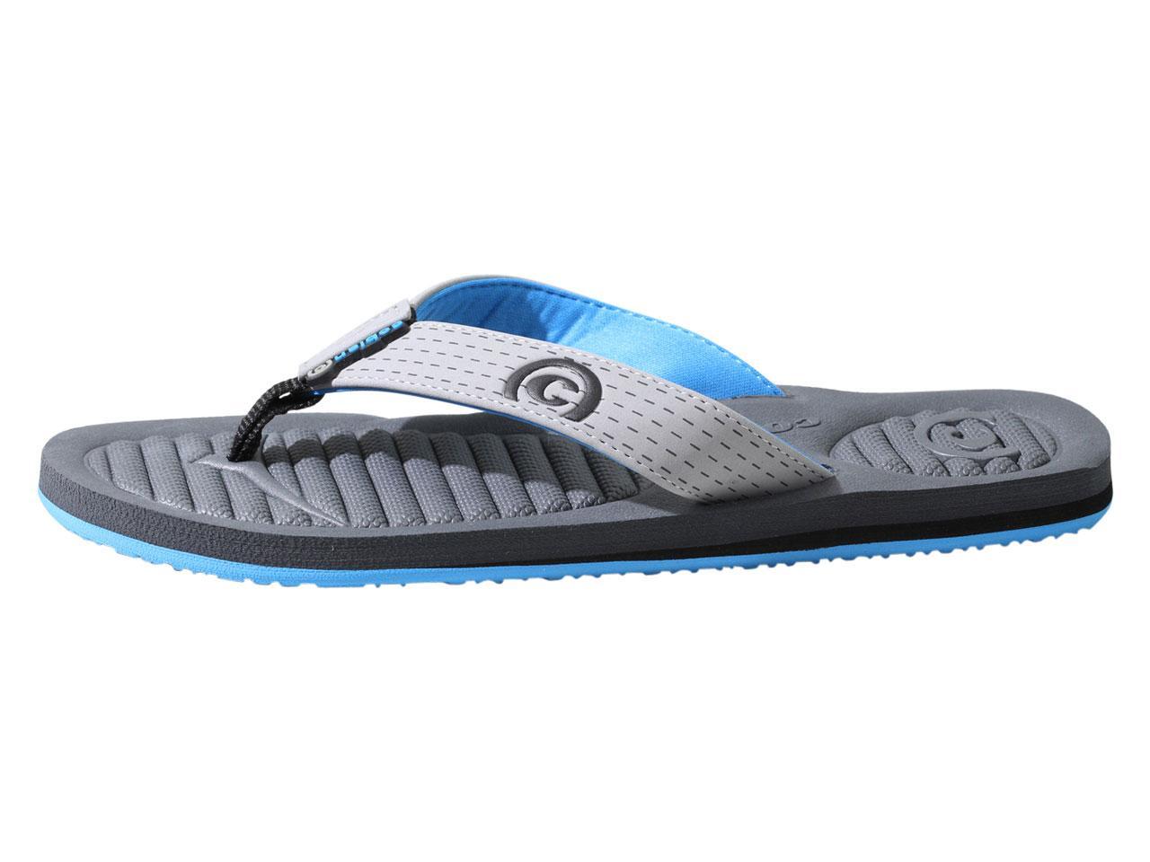 1abec5e69 Cobian Men s Hydro Pod Flip Flops Sandals Shoes by Cobian. 1234567
