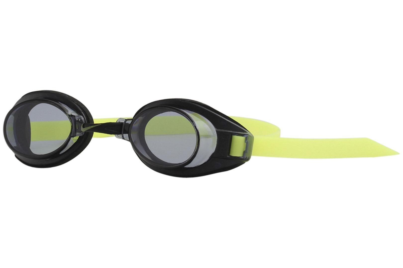 Image of Nike Men's Proto Sport Swim Goggle - Smoke 007 - One Size Fits Most