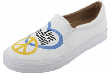 Love Moschino Women's Slip-On Fashion Sneakers Shoes