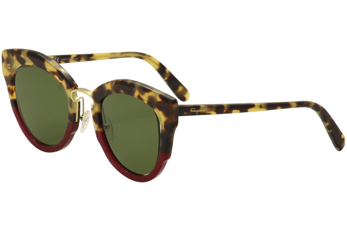 4dac5956b43f7 Salvatore Ferragamo Women s SF 830S 830 S Fashion Sunglasses