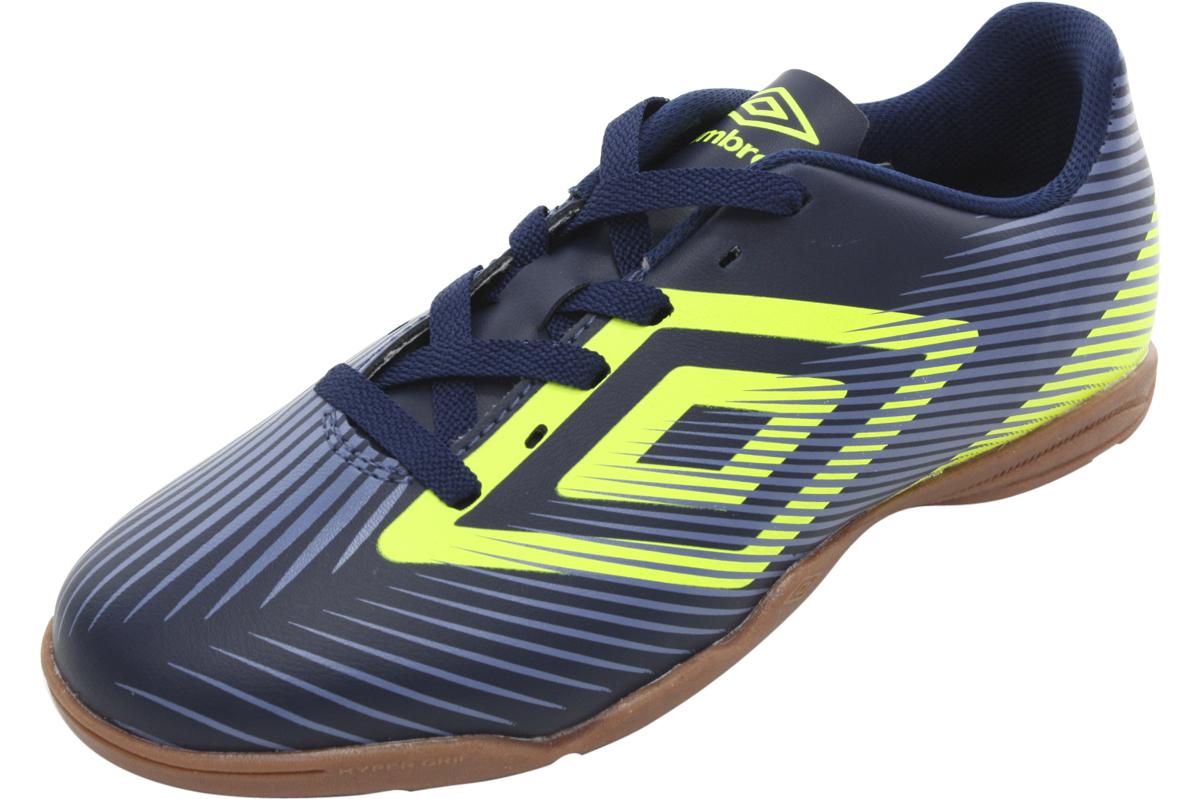 Image of Umbro Men's Speed II Indoor Soccer Sneakers Shoes - Blue - 10 D(M) US