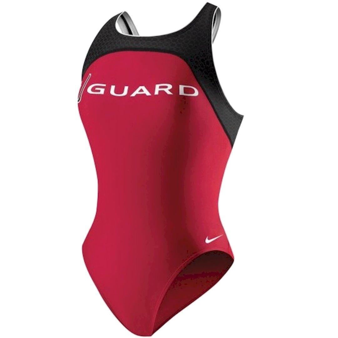 Nike Women's Guard Swimsuit Power Back Tank Swimwear