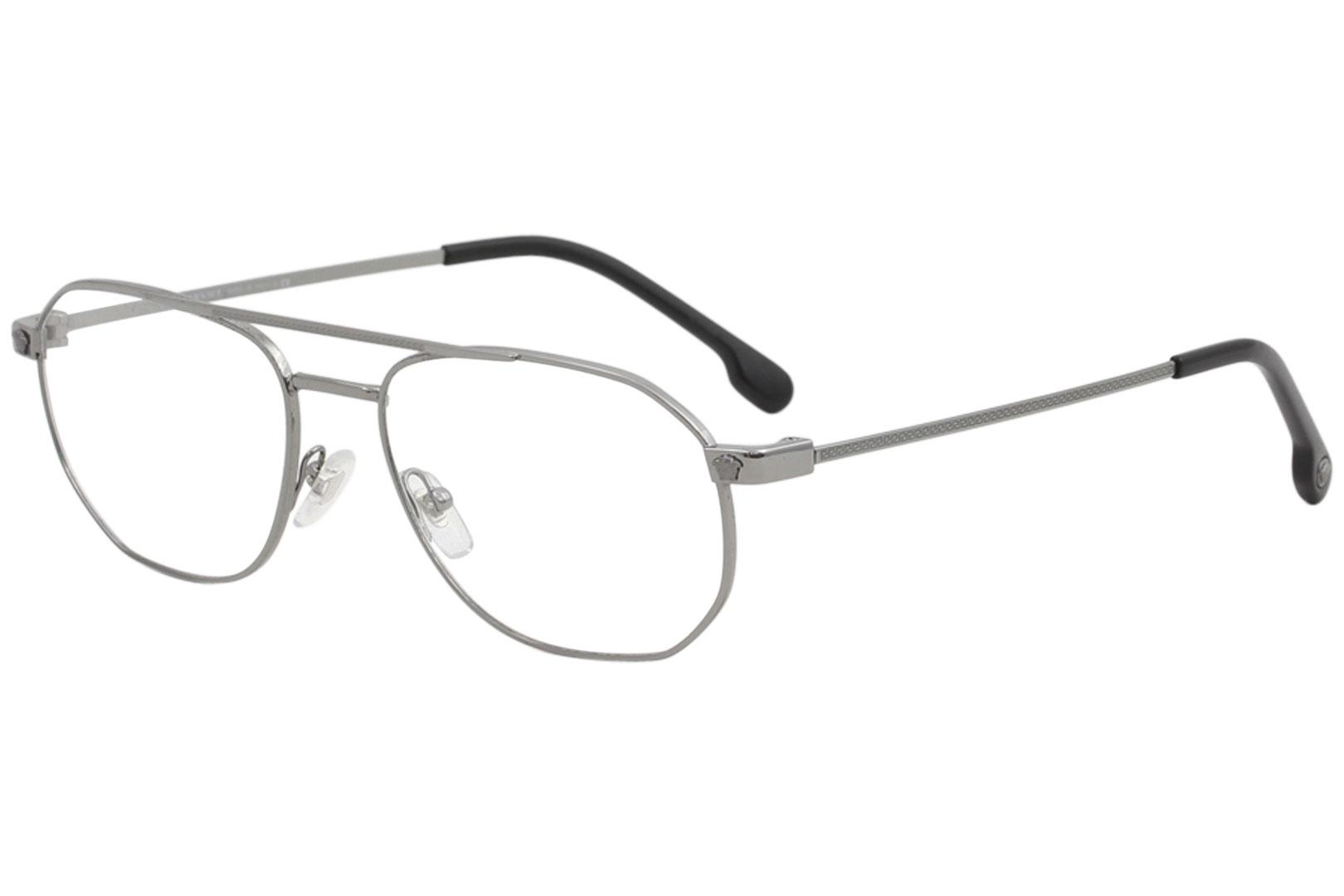 9672d642528f Versace Men's Eyeglasses VE1252 VE/1252 Full Rim Optical Frame