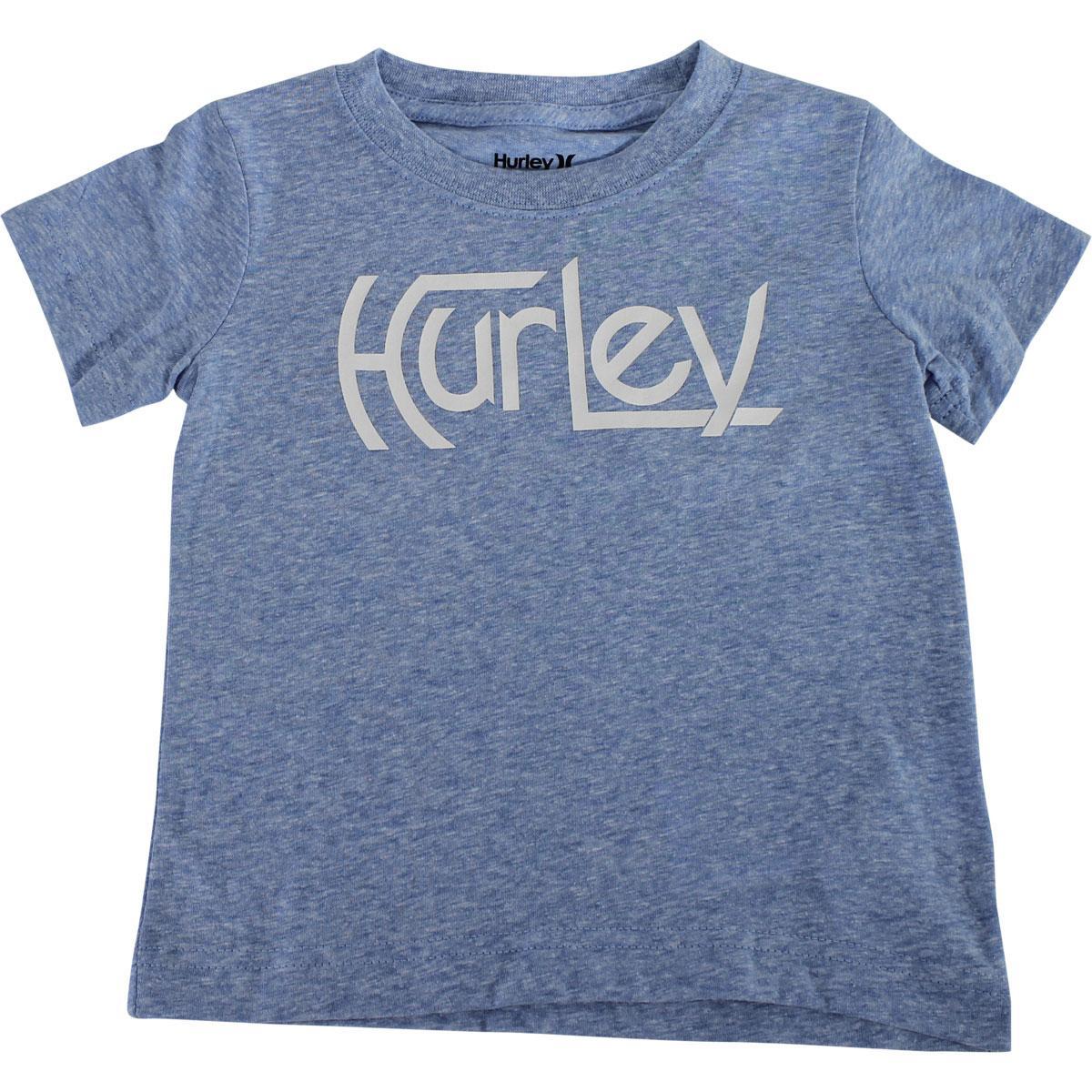 Hurley Toddler Girl's Logo Short Sleeve T-Shirt