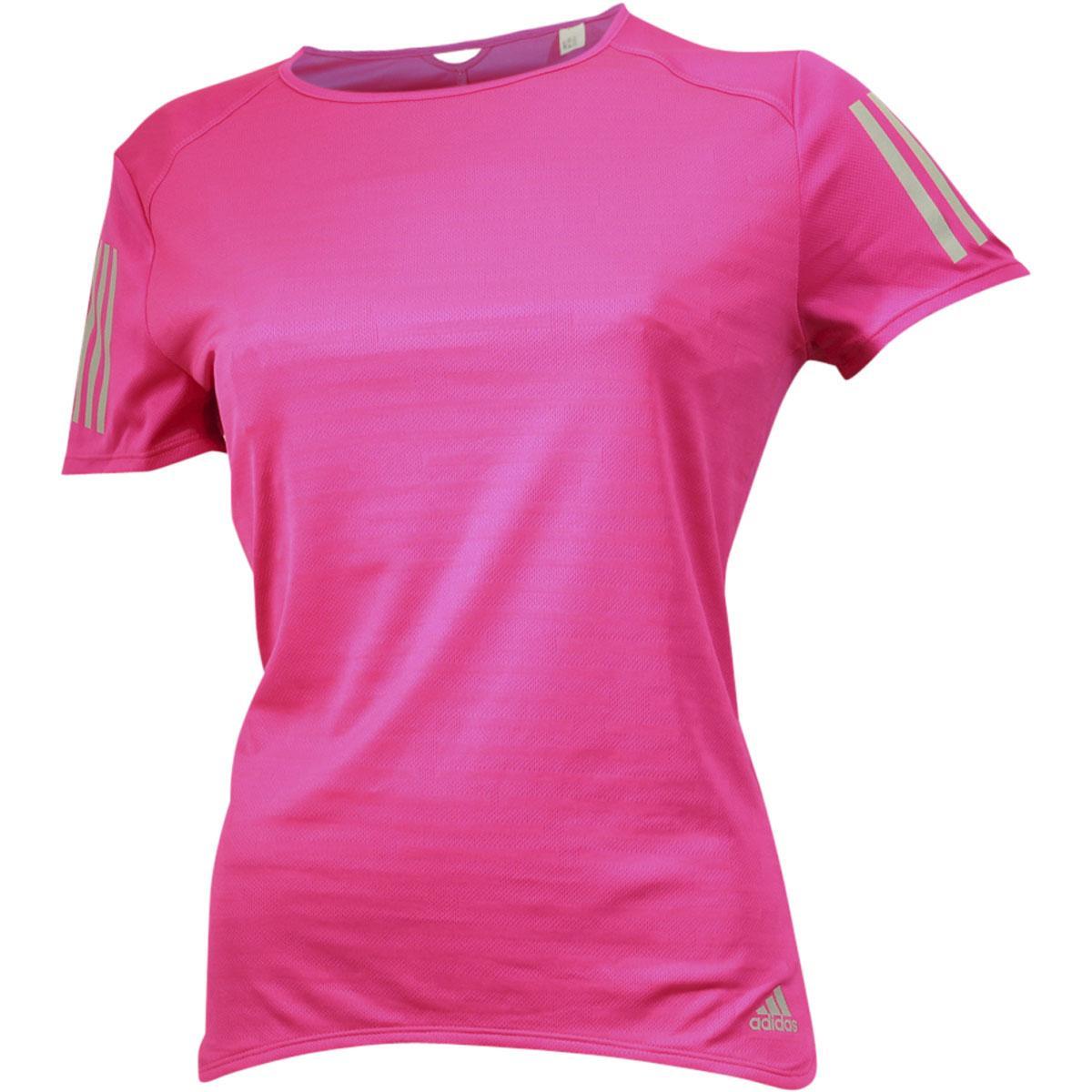 4d7b0d4eb701 Adidas Women's Response Trail Running Climacool Short Sleeve T-Shirt