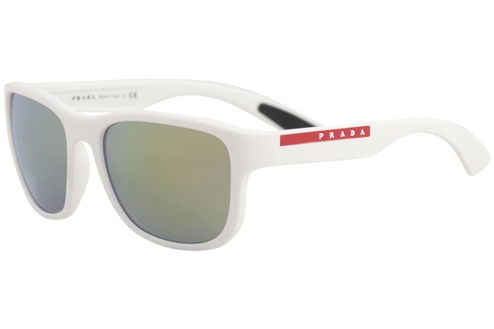 021b58f1c1a0 Prada Men s Linea Rossa SPS01U SPS 01 U Fashion Square Sunglasses