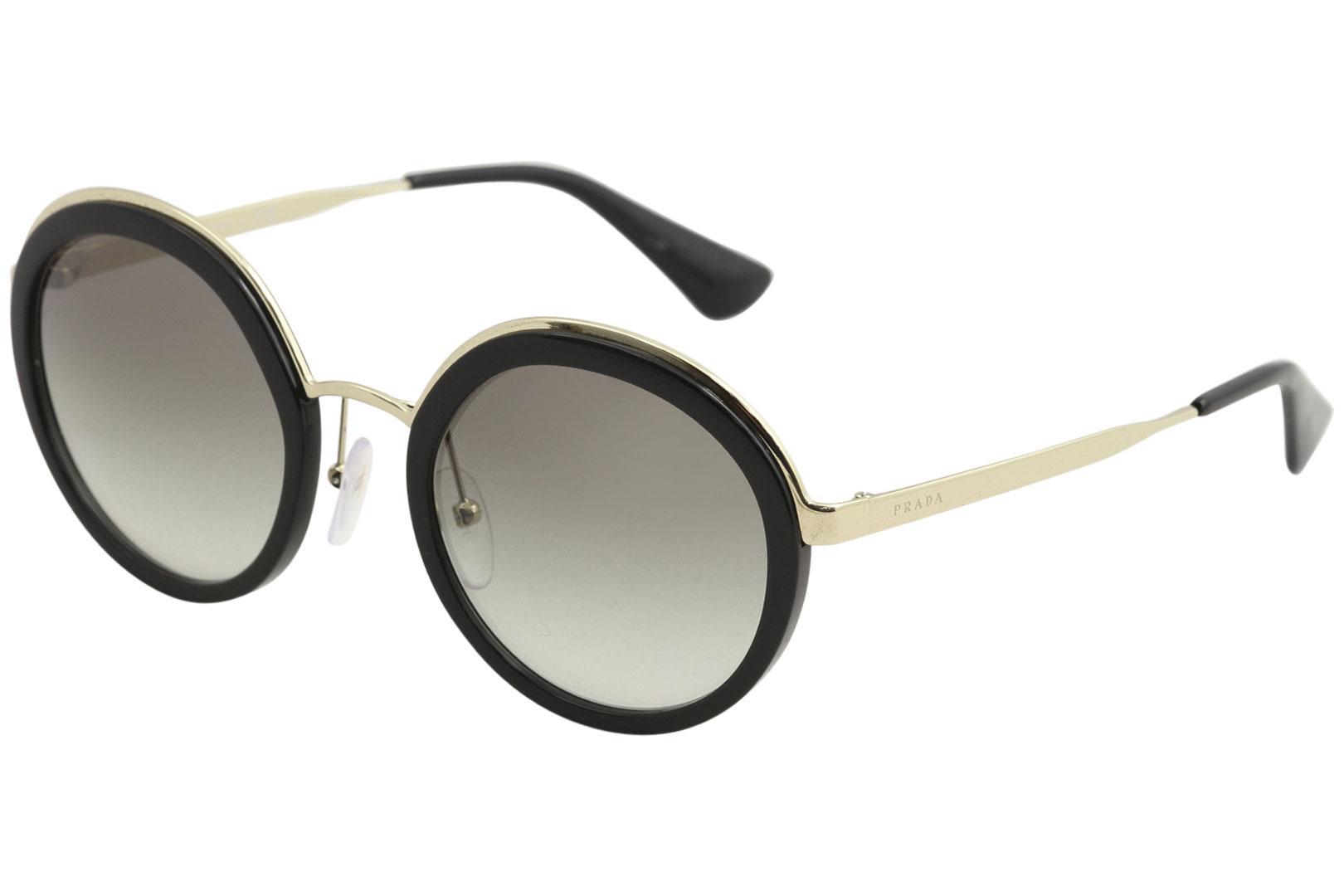 aaf49dcd8243 ... denmark prada womens spr50t spr 50 t fashion round sunglasses by prada  b5971 8c2c1