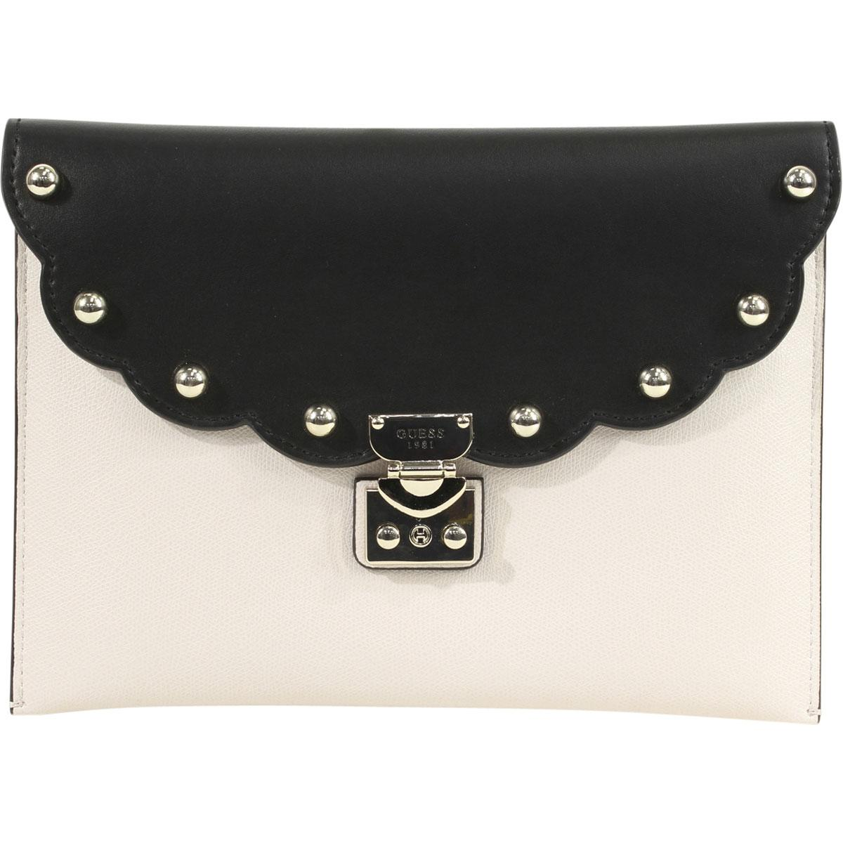 Guess Women's Fall In Love Mini Crossbody Clutch Handbag