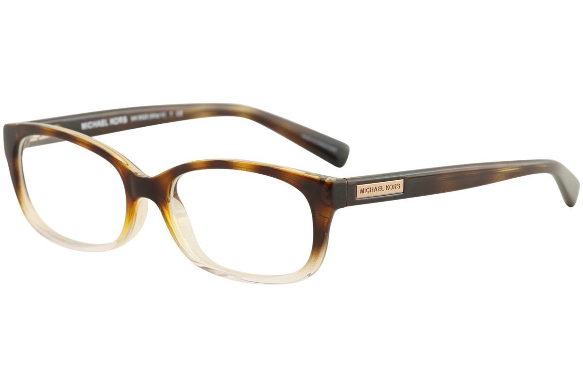 Michael Kors Women\'s Eyeglasses Mitzi V MK8020 MK/8020 Full Rim ...