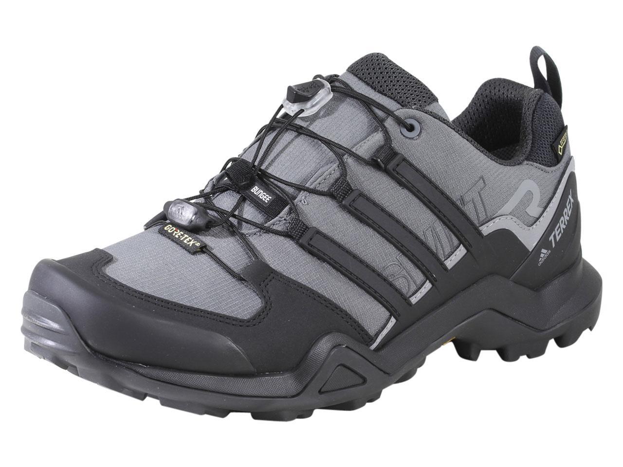 1b0acdfa266 Adidas Men s Terrex-Swift-R2-GTX Hiking Sneakers Shoes