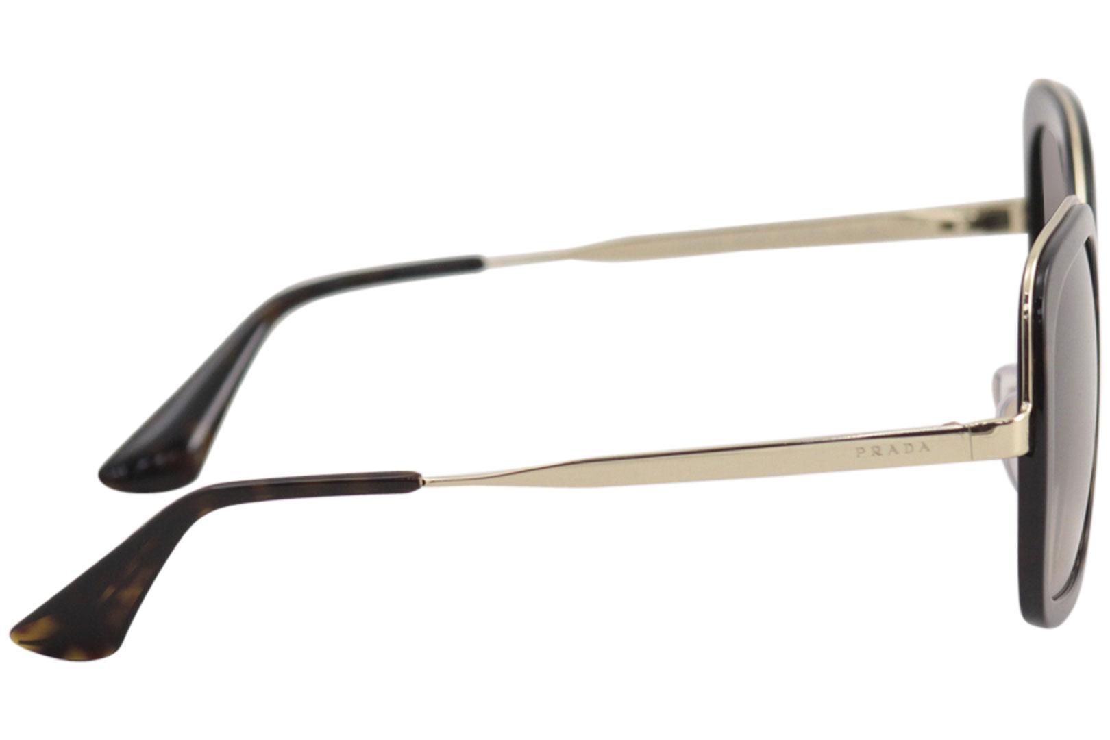 Sonnenbrille PRADA Made In Italy Spr57u 1ab 0a7 54 Black