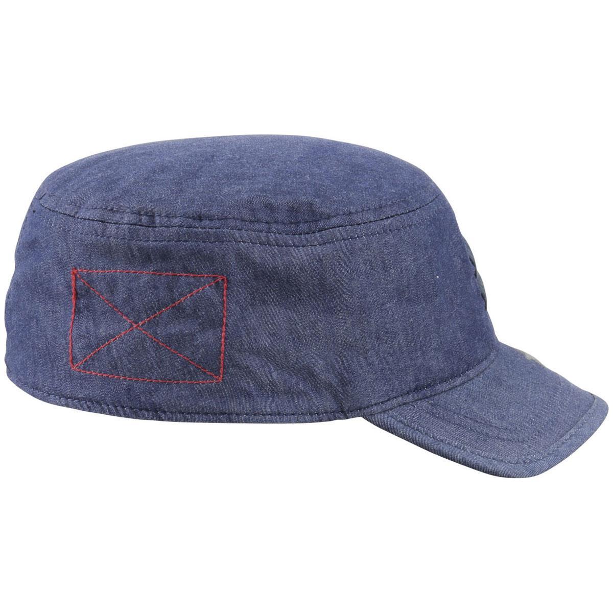f170f792ec3 Kurtz Men s Denim Fritz Legion Military Cap Hat