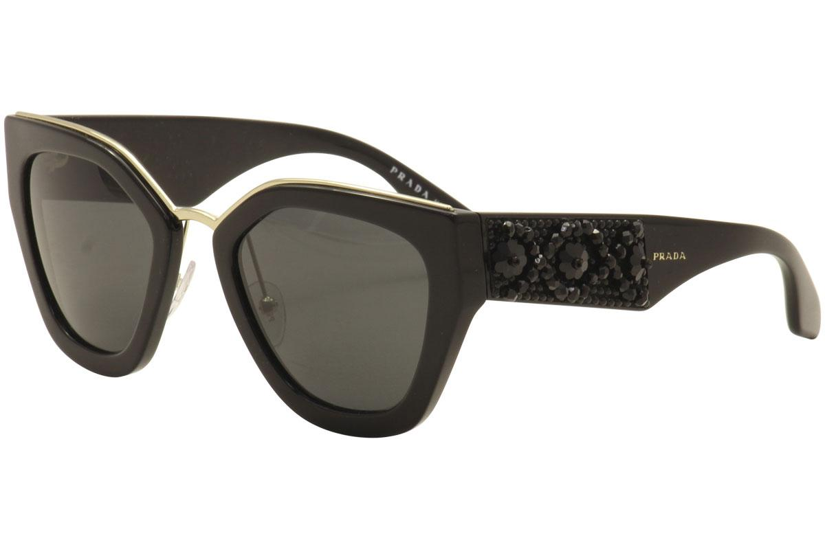 cc8bfb9cc4529 Prada Women s SPR10T SP R10T Fashion Sunglasses
