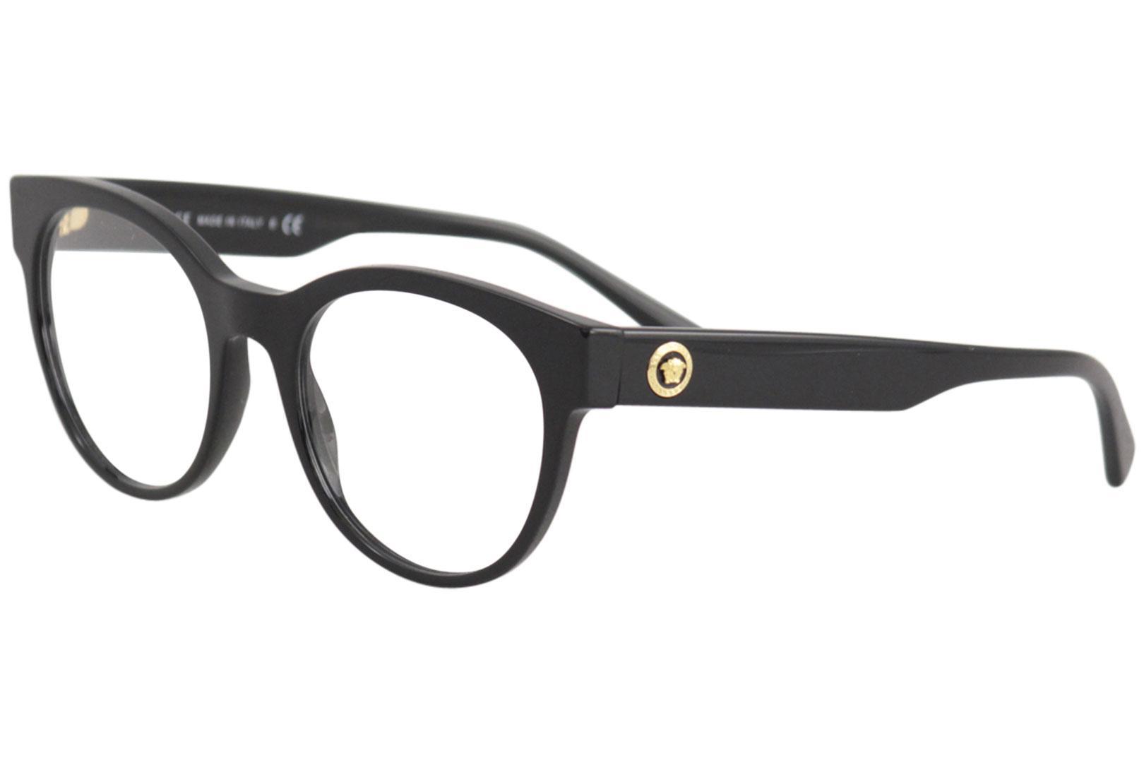 a32988b6fe21 Versace Women s Eyeglasses VE3268 VE 3268 Full Rim Optical Frame