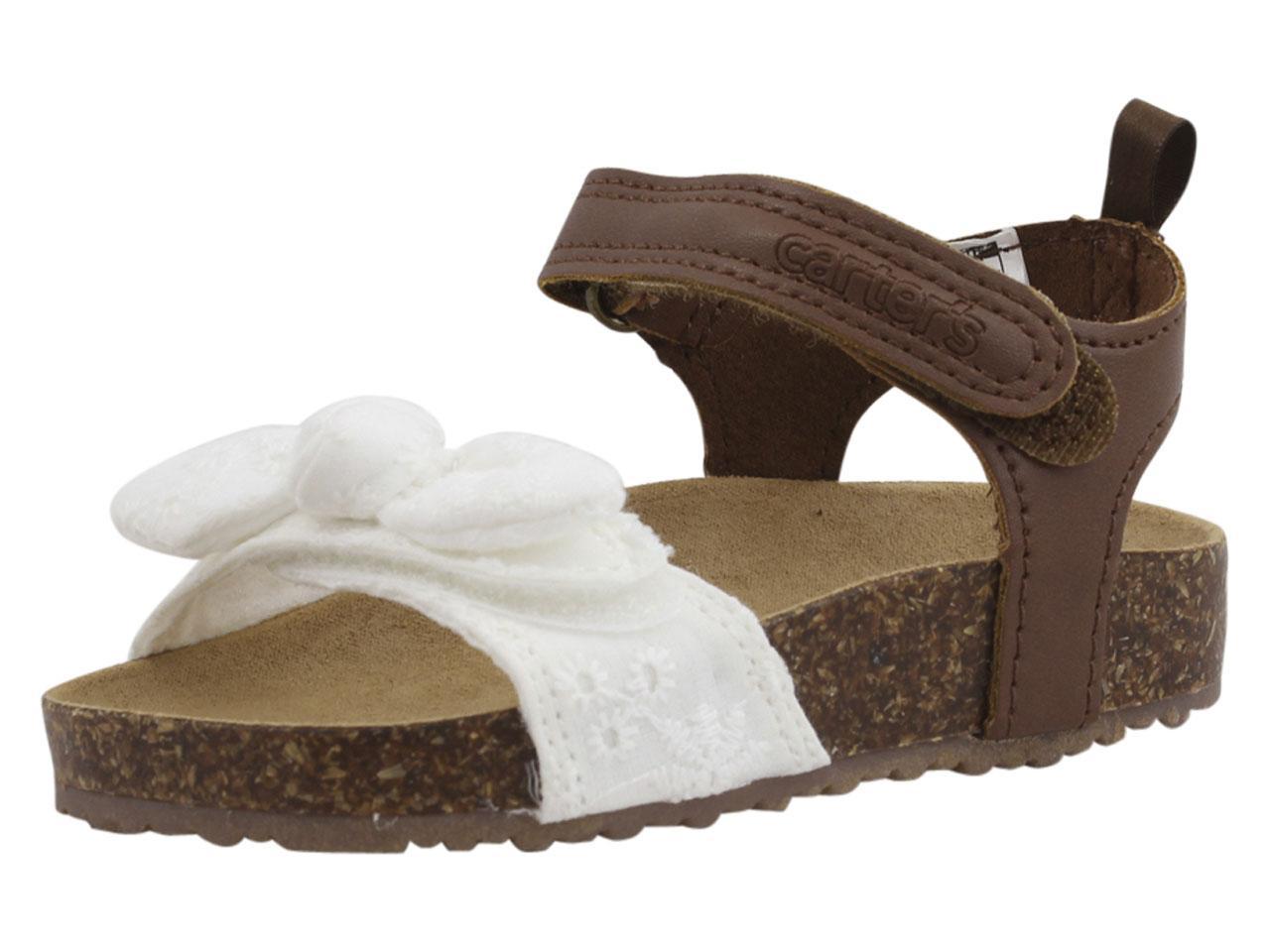 42d6c329f3e Carter s Toddler Little Girl s Welsie Sandals Shoes