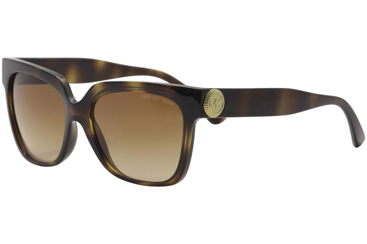 fa8a2d8e4824 Michael Kors Women's Ena MK2054 MK/2054 Square Sunglasses