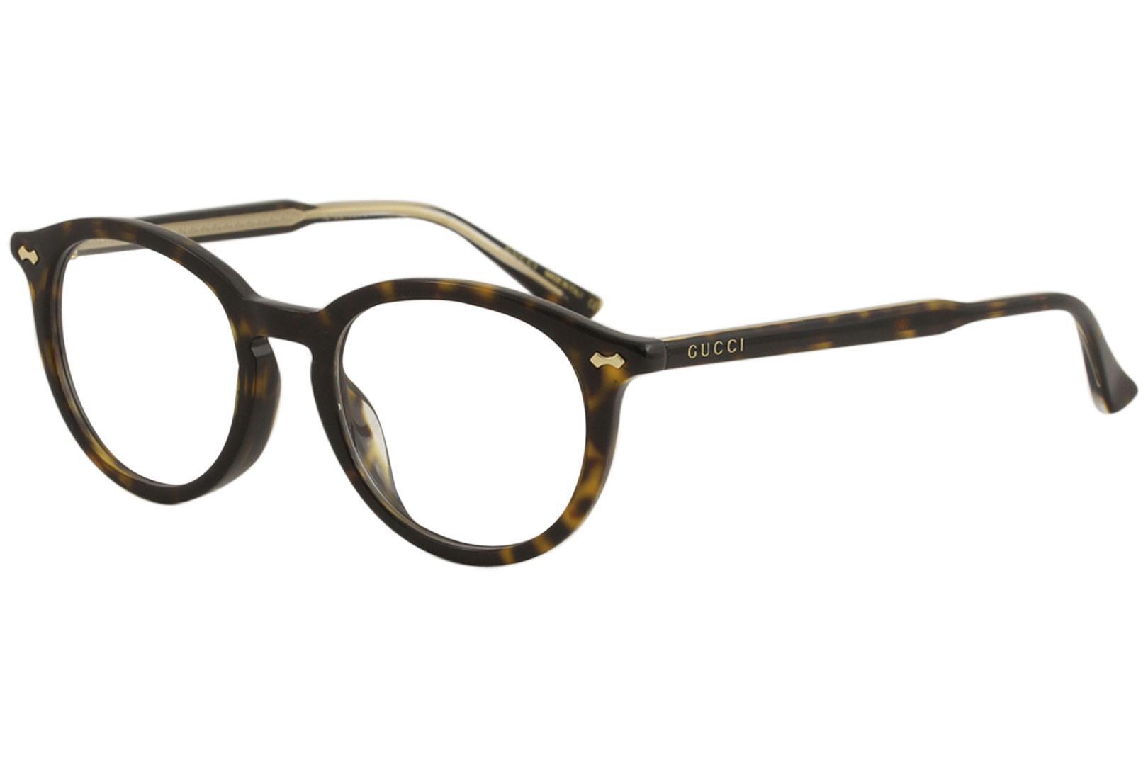 3066d94230ed Gucci Women's Eyeglasses GG0192OA GG/0192/OA Full Rim Optical Frame by Gucci.  1234