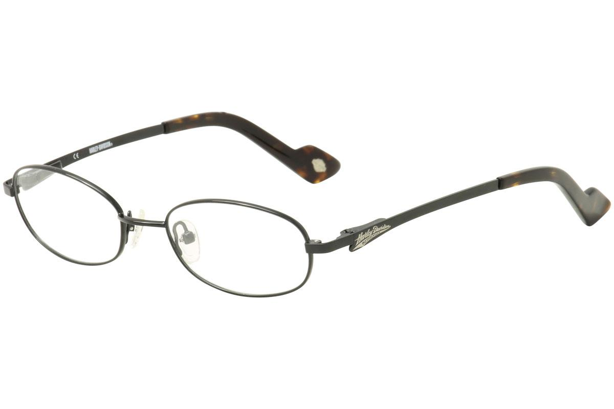 Harley-Davidson Youth Boys Eyeglasses HD434 HD/434 Full Rim Optical ...