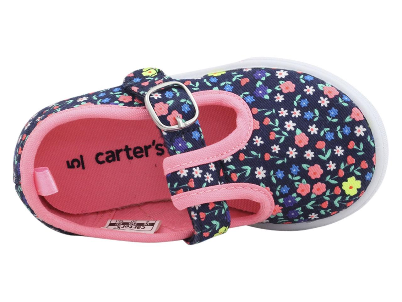 b8589fedd6c Carter s Toddler Little Girl s Lorna-2 T-Strap Loafers Shoes by Carter s. 12 34567